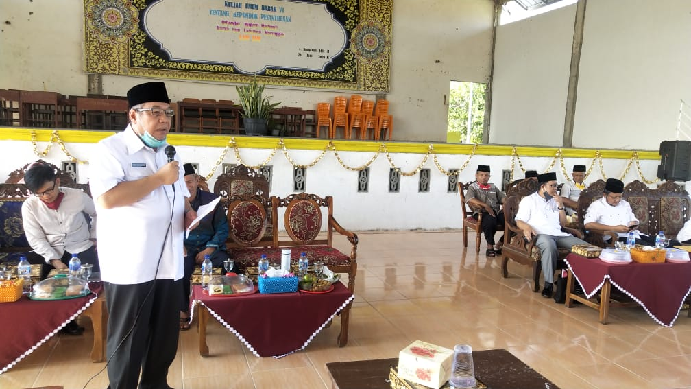 TEC Hadiri Silaturahmi Pengurus Yayasan Ponpes Modern Madinah