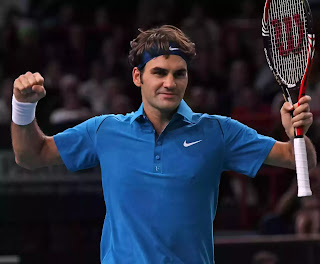 Roger Federer Highest paid tennis player in the world
