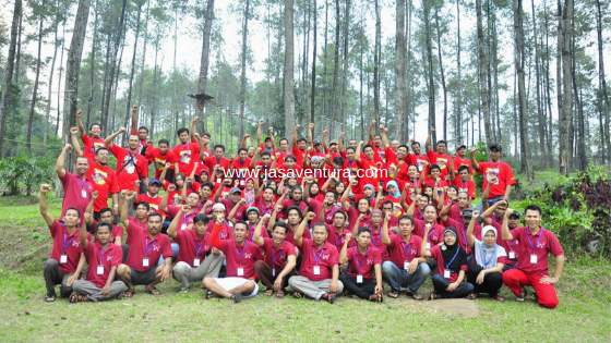 outbound gathering pacet mojokerto