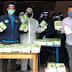 BNN Tangkap Kurir Narkoba di Cikarang, 100 Kg Sabu-Ekstasi Disita