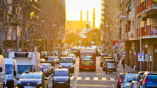 Barcelona Bans Older, Most Polluting Cars