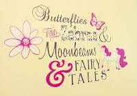 Butterflies and Zebras and Moonbeams