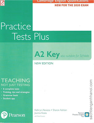 Practice Tests Plus A2 Key New Edition for 2020 Exam pdf