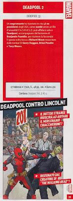 Deadpool (Anteprima #268)