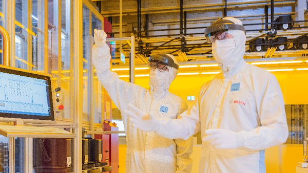 Bosch inaugura fábrica de chips do futuro em Dresden