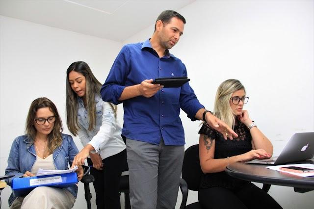 SERVIDORES DA CÂMARA RECEBEM CAPACITAÇÃO PARA OPERAR SISTEMA DE PROCESSOS LEGISLATIVOS