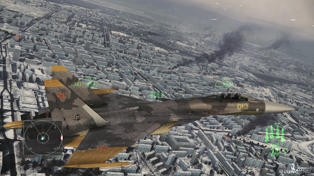 Ace Combat Assault Horizon - Xbox 360 - Captura 2
