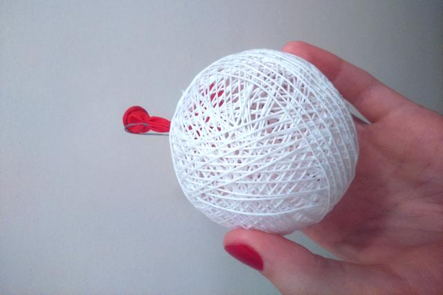 cotton balls jak zrobić