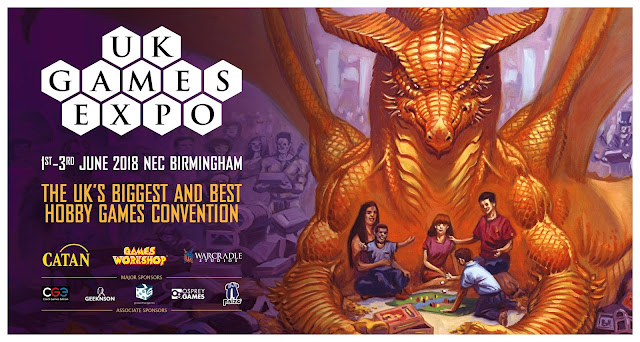 UK Games Expo advert