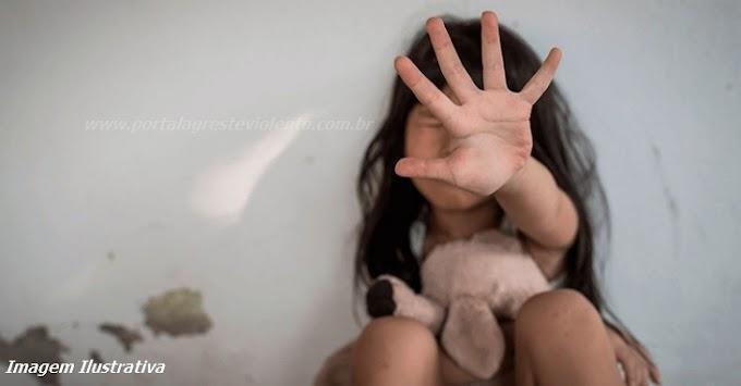 Garanhuns: tio é suspeito de estuprar sobrinha de 8 anos após assistir filme pornô com ela