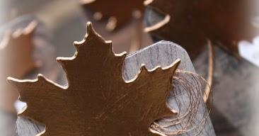 Zauberhaft-handgemacht: Holz trifft Kupfer - oder ...