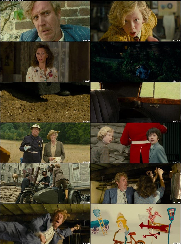 Screen Shot Of Nanny McPhee and the Big Bang 2010 300MB Full Movie Hindi Dubbed Free Download 480P BRRip Small Size PC Movie
