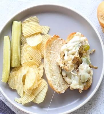 Chicken Philly Cheesesteak Recipe