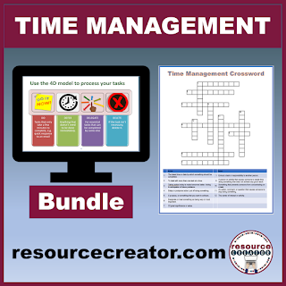 Time Management Microsoft Bundle