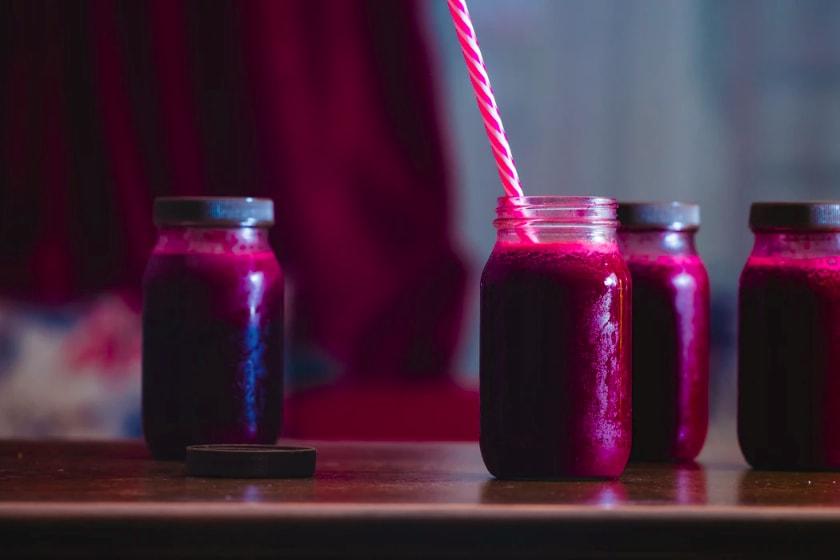 Sucul de sfecla rosie - beneficii