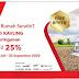 Promo Kavling Rumah Siap Bangun BSD City Diskon Sampai 25%