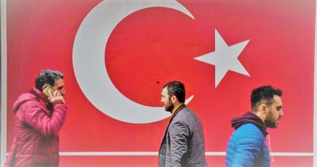Ο Ερντογάν στην αμερικανική μέγγενη