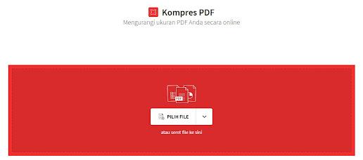 kompress file PDF