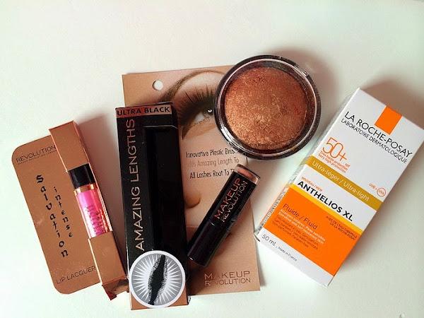Nove pridobitve: Makeup Revolution & La Roche-Posay