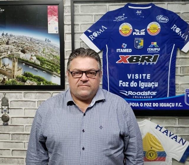 Foz do Iguaçu FC pede licença do futebol e não participa da Divisão de Acesso 2020