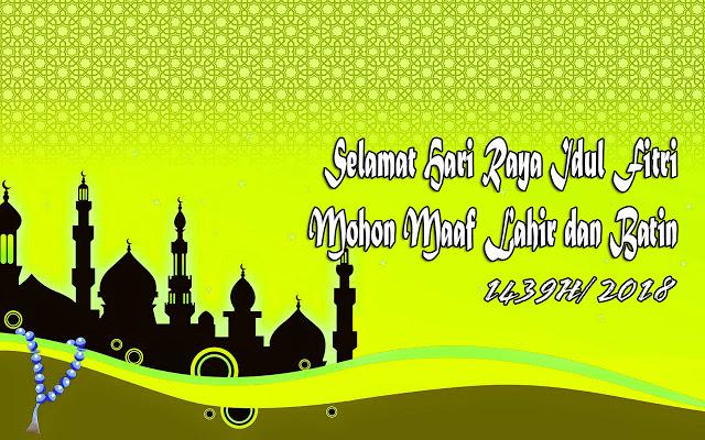 Ucapan Hari Raya Idul Fitri 1440 H Bahasa Jawa Krama Nusagates