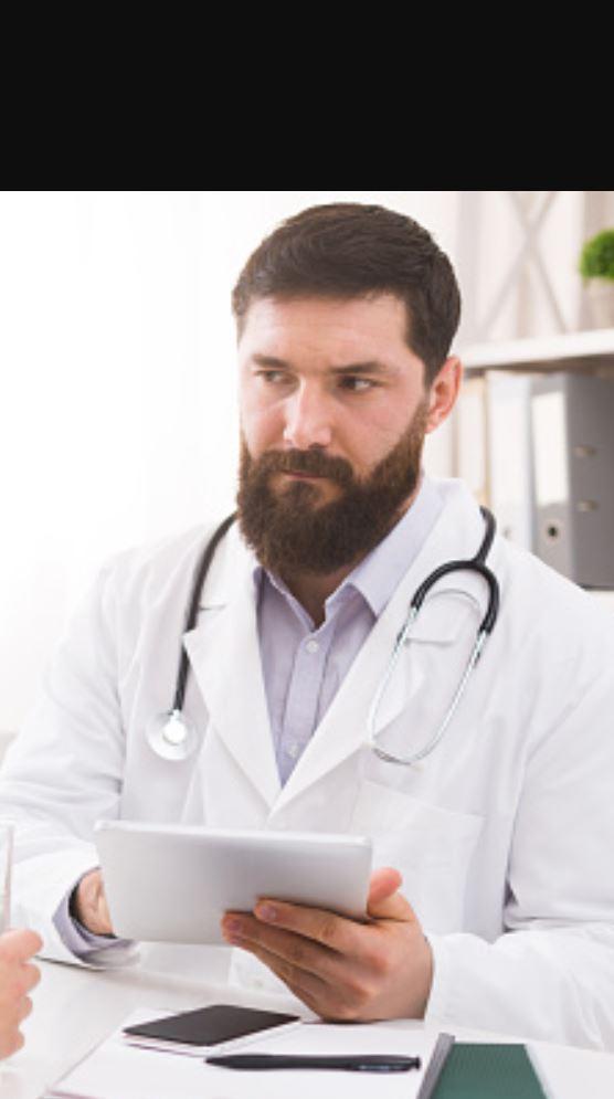 ilustrasi diagnosa dokter