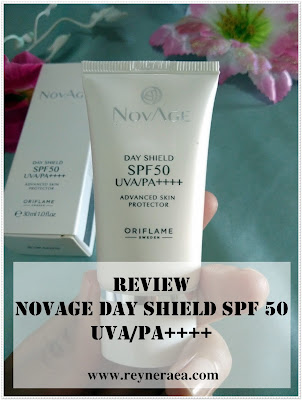Novage Day Shield SPF 50