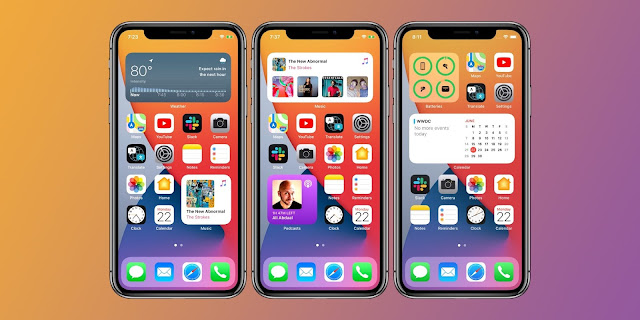 IOS 14 - Apple Announced New Designs, Widgets for all its Devices