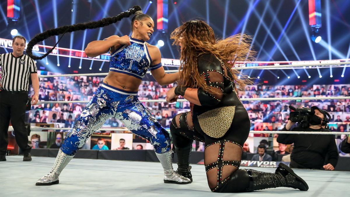"""WWE quis """"proteger"""" várias estrelas com final controverso da Traditional Match feminina no Survivor Series"""
