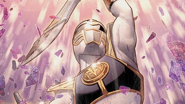 Revelada capa da edição de luxo de Mighty Morphin Power Rangers - Necessary Evil