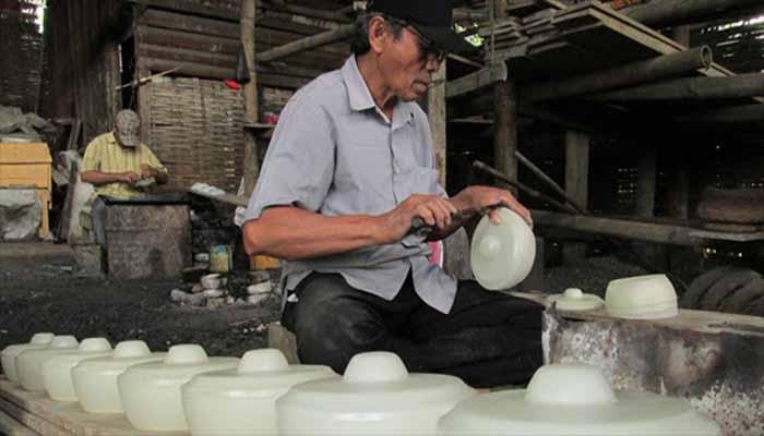 Inilah Bahan Dan Cara Pembuatan Talempong Khas Minangkabau