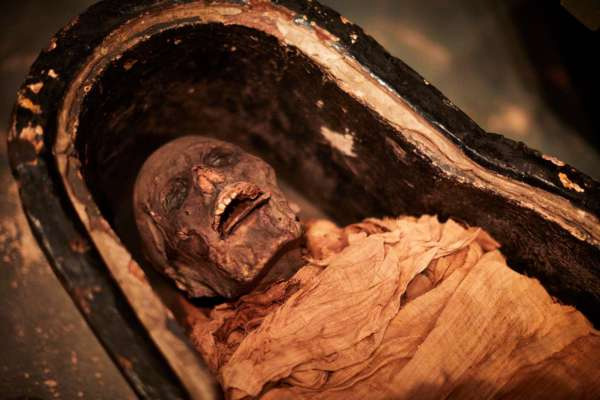 News, World, Egypt, Technology, Before Christ, Mummy, Farao, Synthesis of a Vocal Sound from the 3,000 year old Mummy