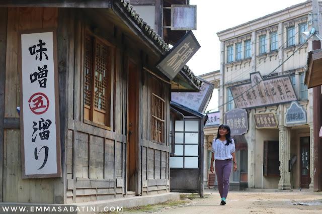 Hapcheon Movie Theme Park Japan Colonization