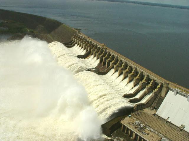 Usina hidrelétrica Tucuruí