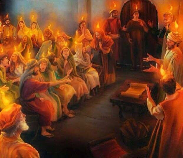 """Fear God, Love God, Serve God"": Lord, Fill Me!"
