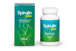 Spirulin plus.