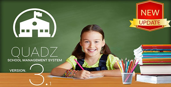 Download Quadz v3.1 - School Management System