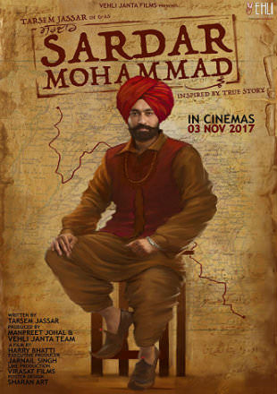 Sardar Mohammad 2017 Full Punjabi Movie Download DVDRip 720p Watch Online