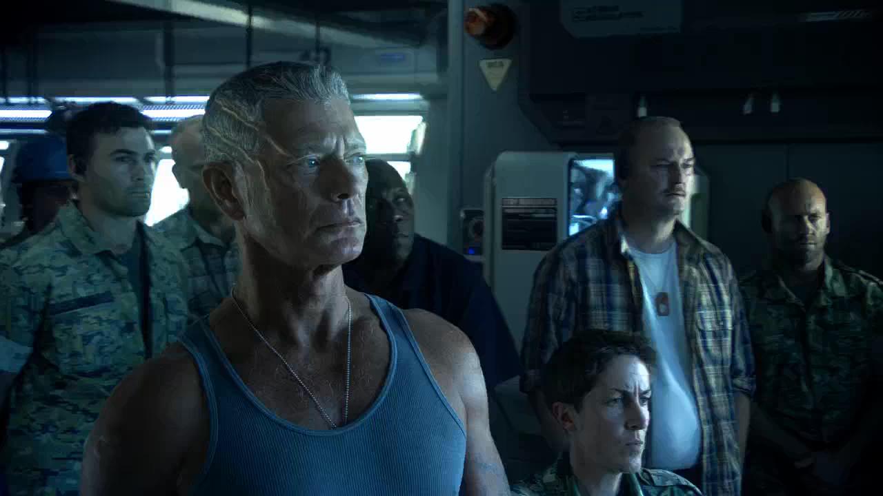 Avatar (2009) EXTENDIDA BRRip 720p Latino - Ingles captura 3