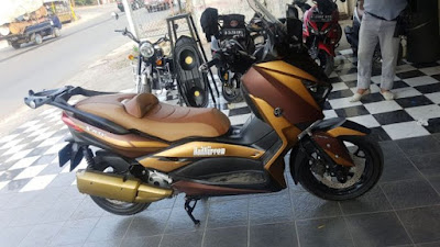 Jok Yamaha XMAX 250