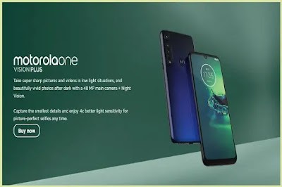 Motorola One Vision Plus Launched With Snapdragon 665, Triple Rear Cameras: Check Price, Specifications Here