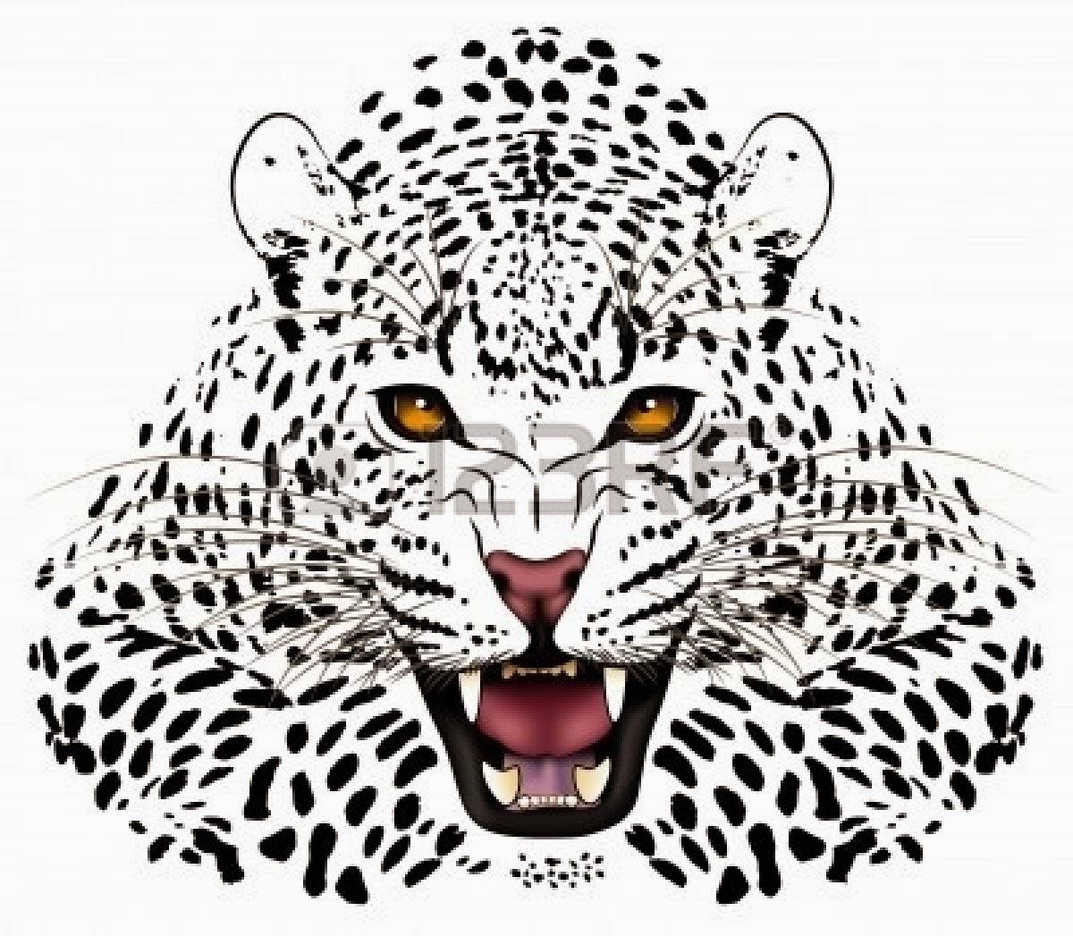 Digital Leopard wallpapers (95 Wallpapers)