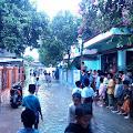 Hujan Seharian, Pesantren di Rawamerta Terendam Banjir