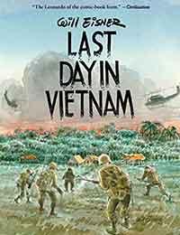 Last Day in Vietnam Comic