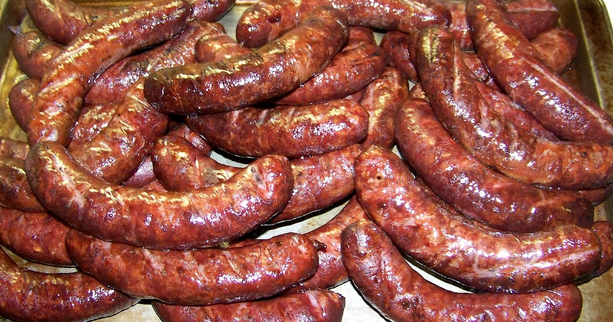 Hickery Holler Farm: Making Venison Sausage