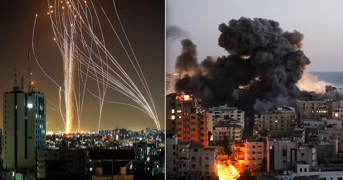 Two Hamas Leaders Have Been Killed In Israeli Air Strikes Amid Growing Crisis