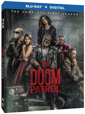 Doom Patrol: The Complete First Season