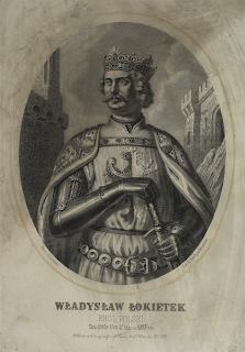Król Władysław I Łokietek