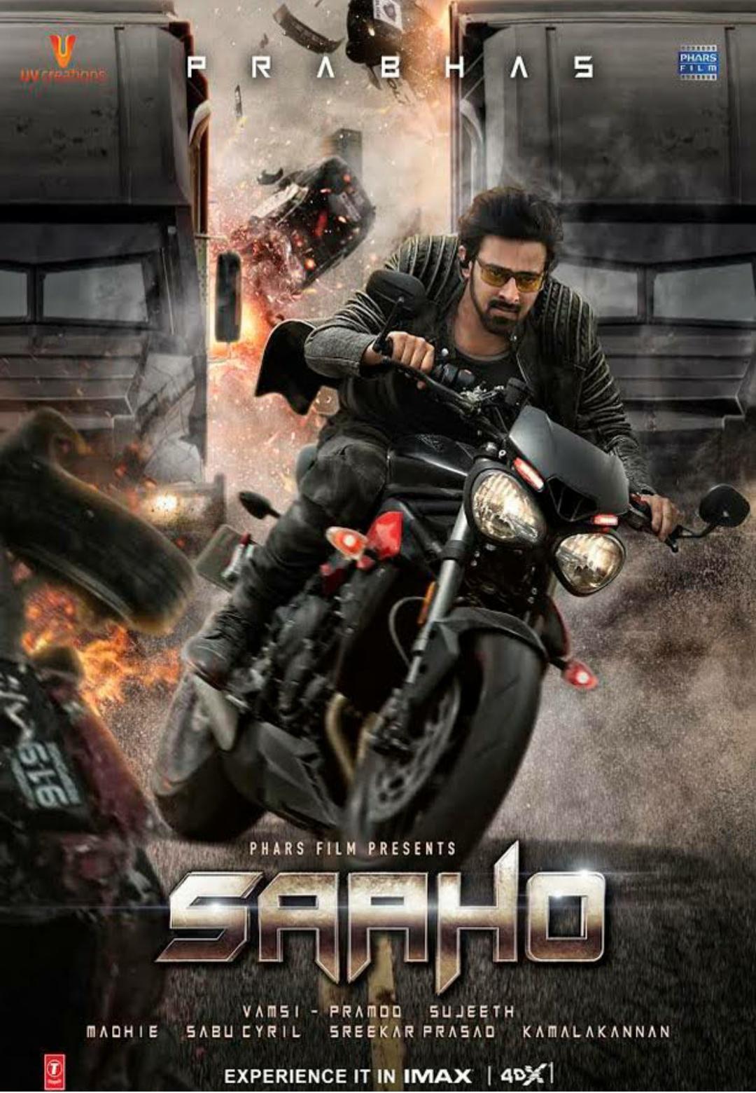Sahoo Full Movie To Be Leaked On Tamilrockers