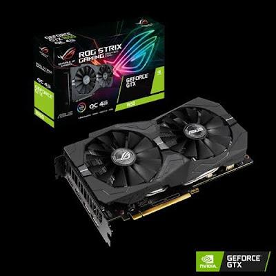 NVidia GeForce GTX 1650とMax-Q Design最新ドライバーのダウンロード